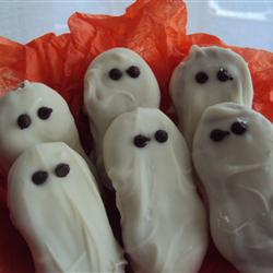 Halloween Ghosties (photo courtesy of AllRecipes.com)