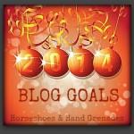 2014 Blog Goals