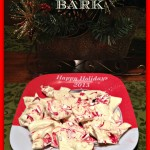 Super Easy Peppermint Bark