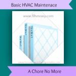 Basic HVAC Maintenance is a Chore No More