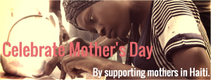 Celebrate Mother's Day  with Macy's Heart of Haiti