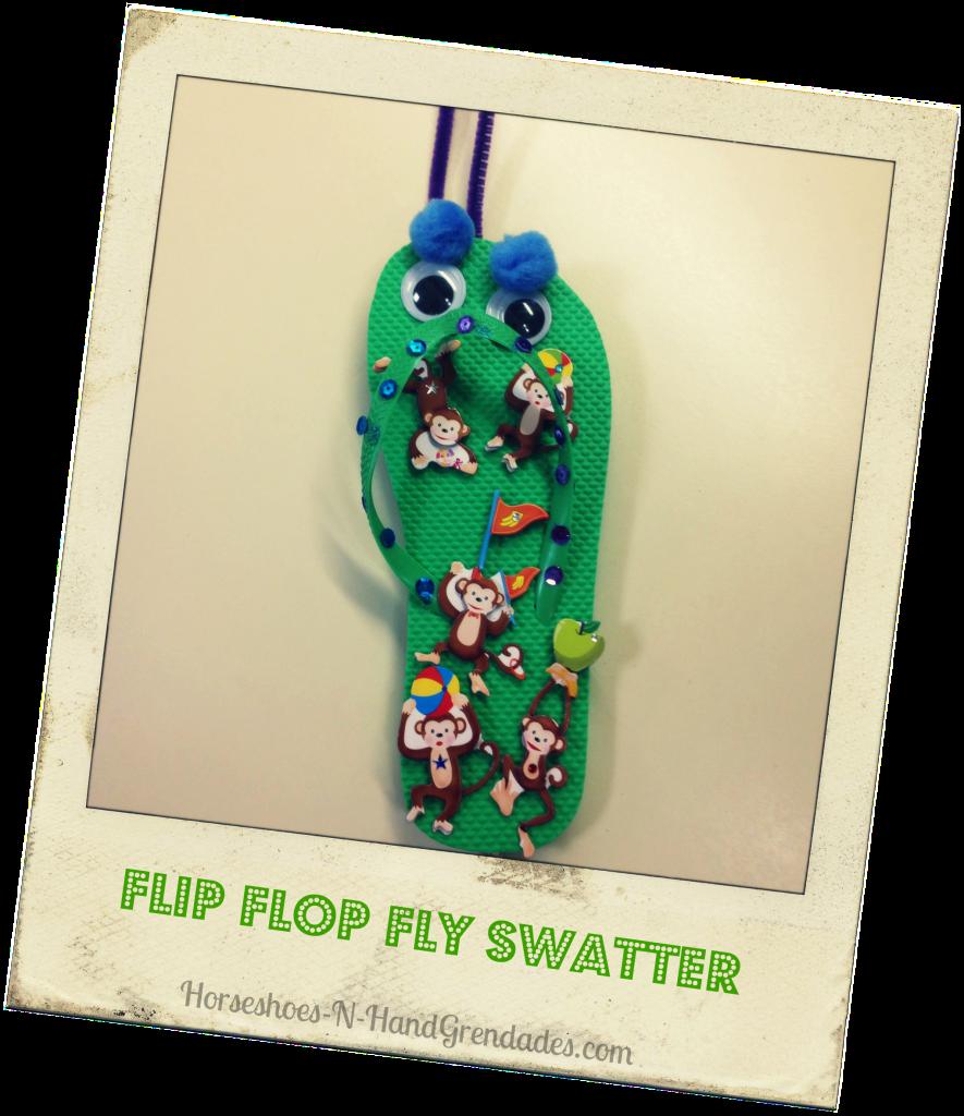 Finished FlipFlopFlySwatter