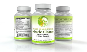 Weight Loss, A Miracle Cleanse and Cramps