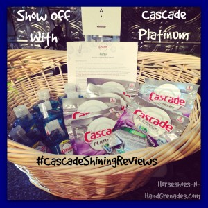 Show Off with Cascade Platinum & Giveaway