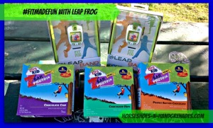 FITMADEFUN WITH LEAP FROG