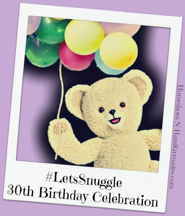 Snuggle30thBirthday