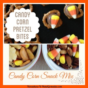 Pretzel Bites and Snack Mix
