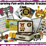 Learning Fun With Animal Trackers Club