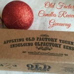Old Factory Candles Review & Giveaway