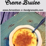 Easy No Bake Creme Brulee
