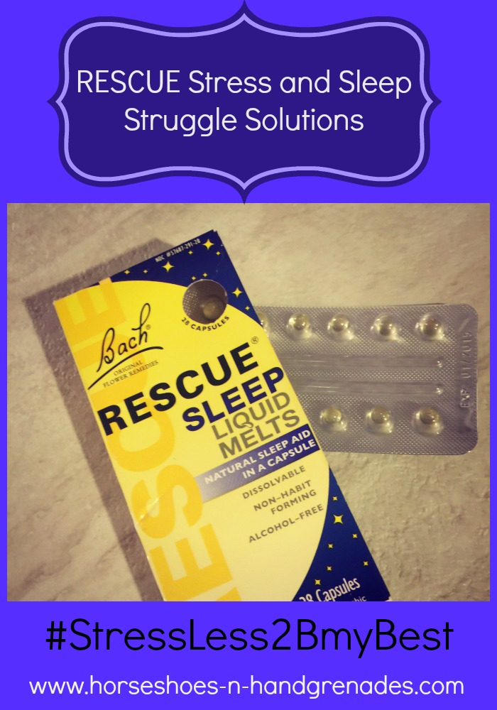 RESCUE Sleep Liquid Melts