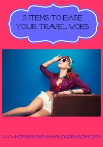 ease your travel woes