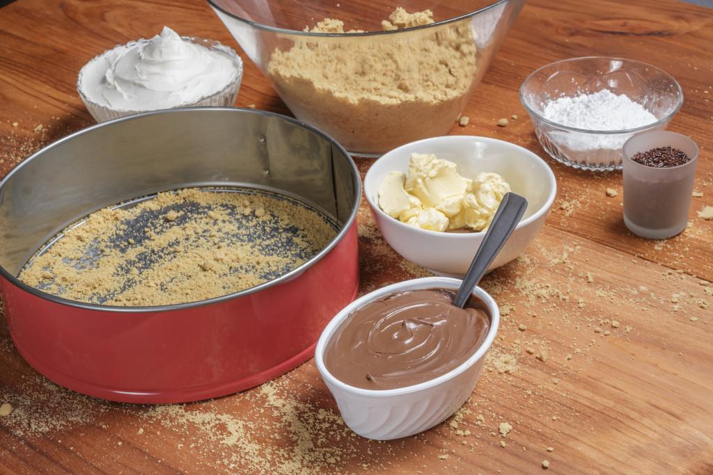 Kahlua Coffee Cheesecake Ingredients