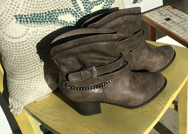 Fall Fashion Trend Ankle Boots
