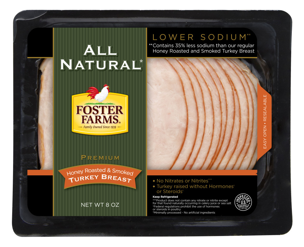 Honey roasted turkey lunchmeat hi-res