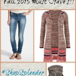 Fashion Trend Alert: Fall 2015 Must-Haves