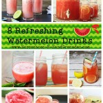 Refreshing Watermelon Drinks