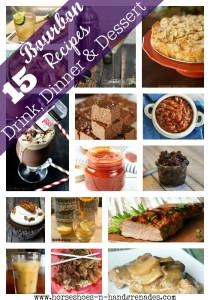 15 Burbon Recipes for National Burbon Heritage Month