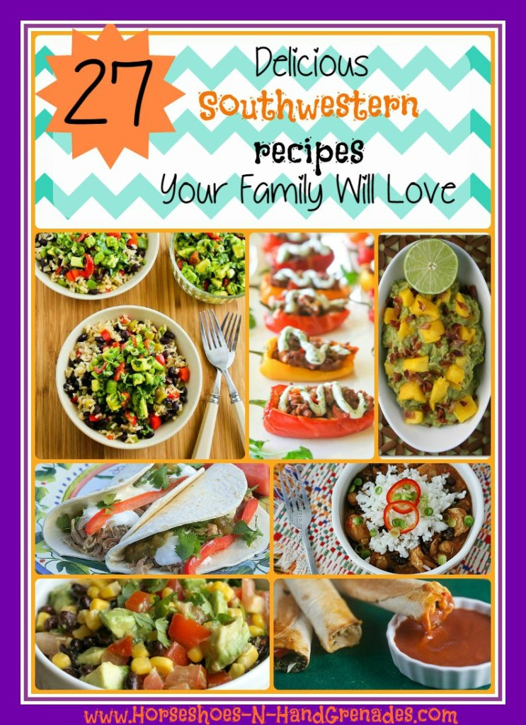 Southwest Recipes