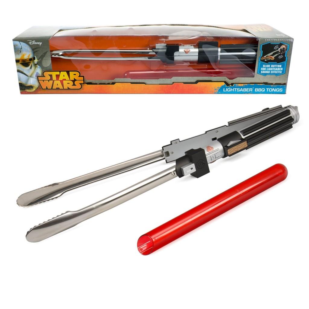Star Wars BBQ tongs