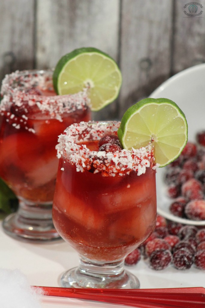 Cranberry Fizz Cocktail Recipe: Horseshoes & Hand Grenades