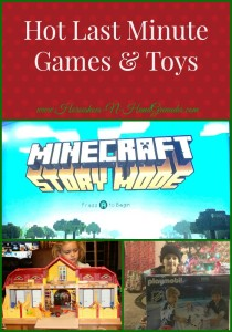 Hot Last Minute Games & Toys {and A Giveaway}