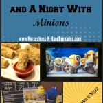 Homemade Baked Cheese Sticks and A Night With Minions