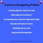 How To Create A Household Budget: Lesson 1
