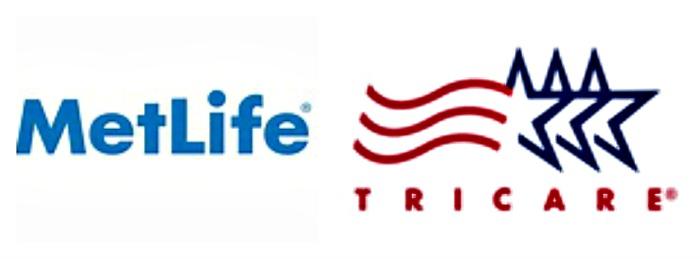 MetLife TRICARE Banner