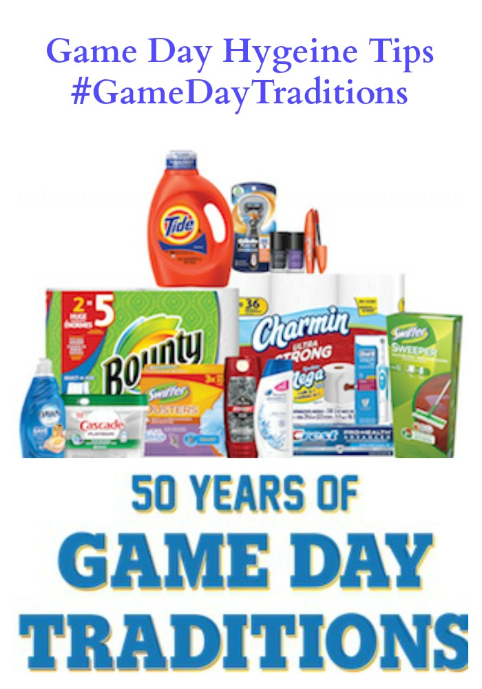 P&G Game Day Traditions