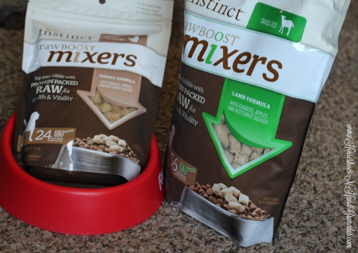 Raw Boost Mixers Bowl
