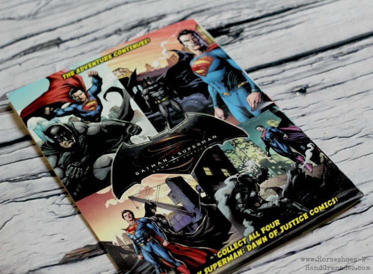 SuperHero Comic Book