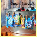 Easy Portable Snack Station for Families on the Go