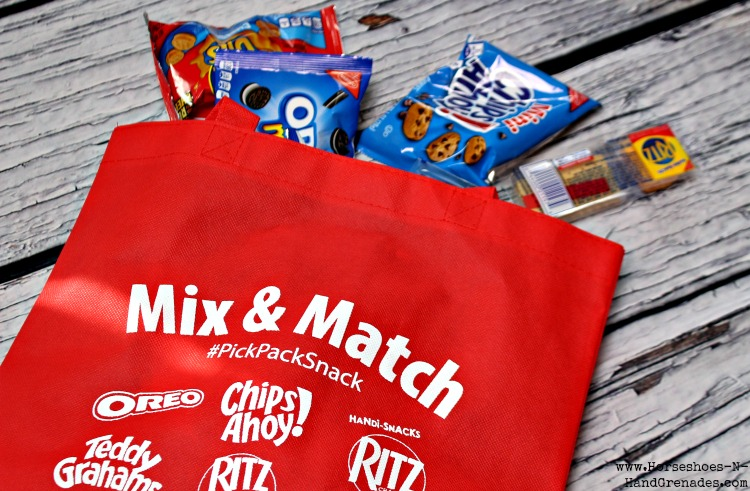 Mix&Match PickPackSnack