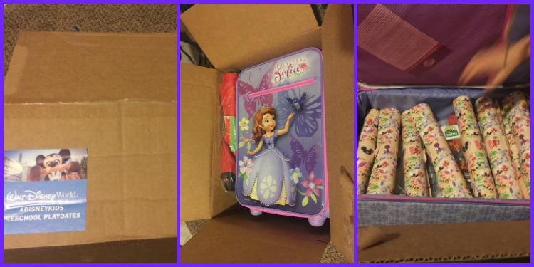 Disney preschool kit