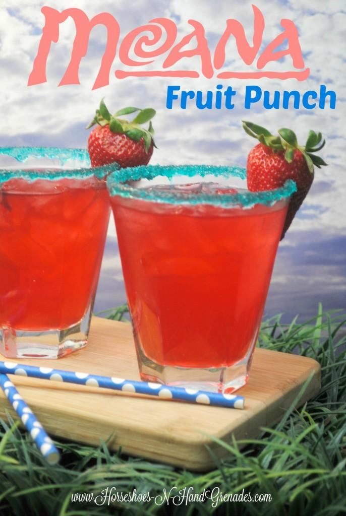 Moana pink punch 1