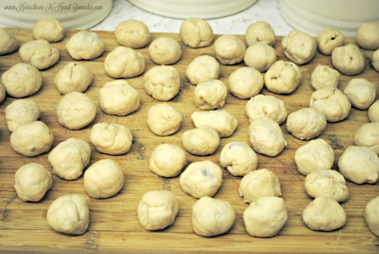 CC Monkey Bread In Process 2