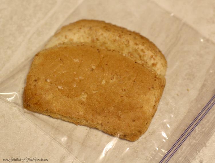 Freeze Bread Heels