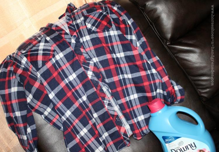 My Favorite Plaid Shirt