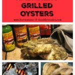 Spicy Habanero Grilled Oysters