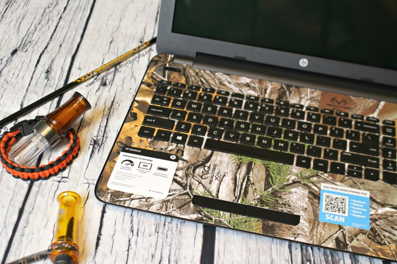 HP Real Tree Camo Laptop