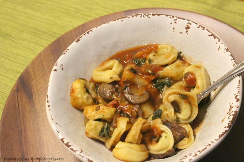 Healthy Choice Cafe Steamer Tortellini