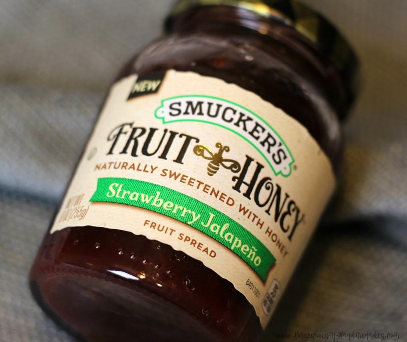 Smuckers Fruit & Honey Strawberry Jalapeno