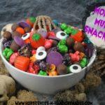 Monster Munch Halloween Snack Mix