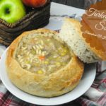 How to Use Those Leftovers – Turkey Apple Soup Recipe