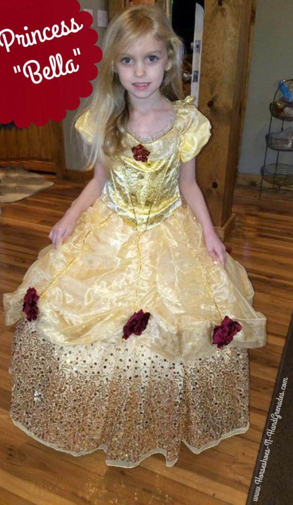 Princess Bella #BeOurGuest