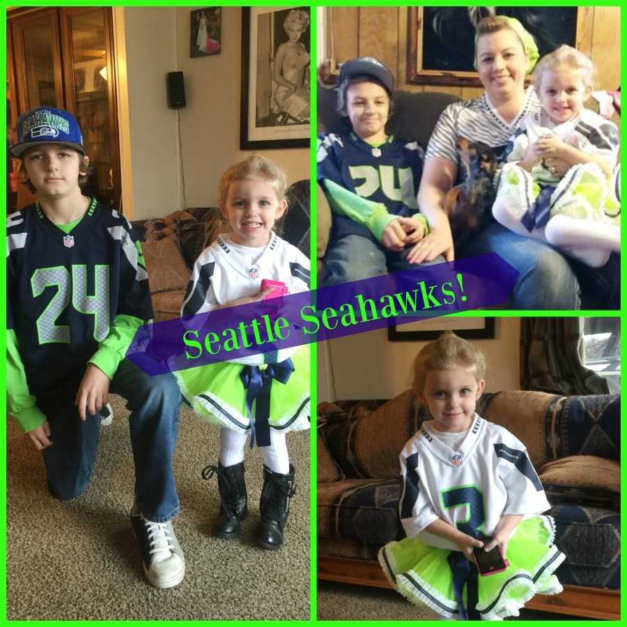 Seattle Seahawks Jersey Report