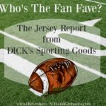 Who's The Fan Fave? Find Out With The Jersey Report!