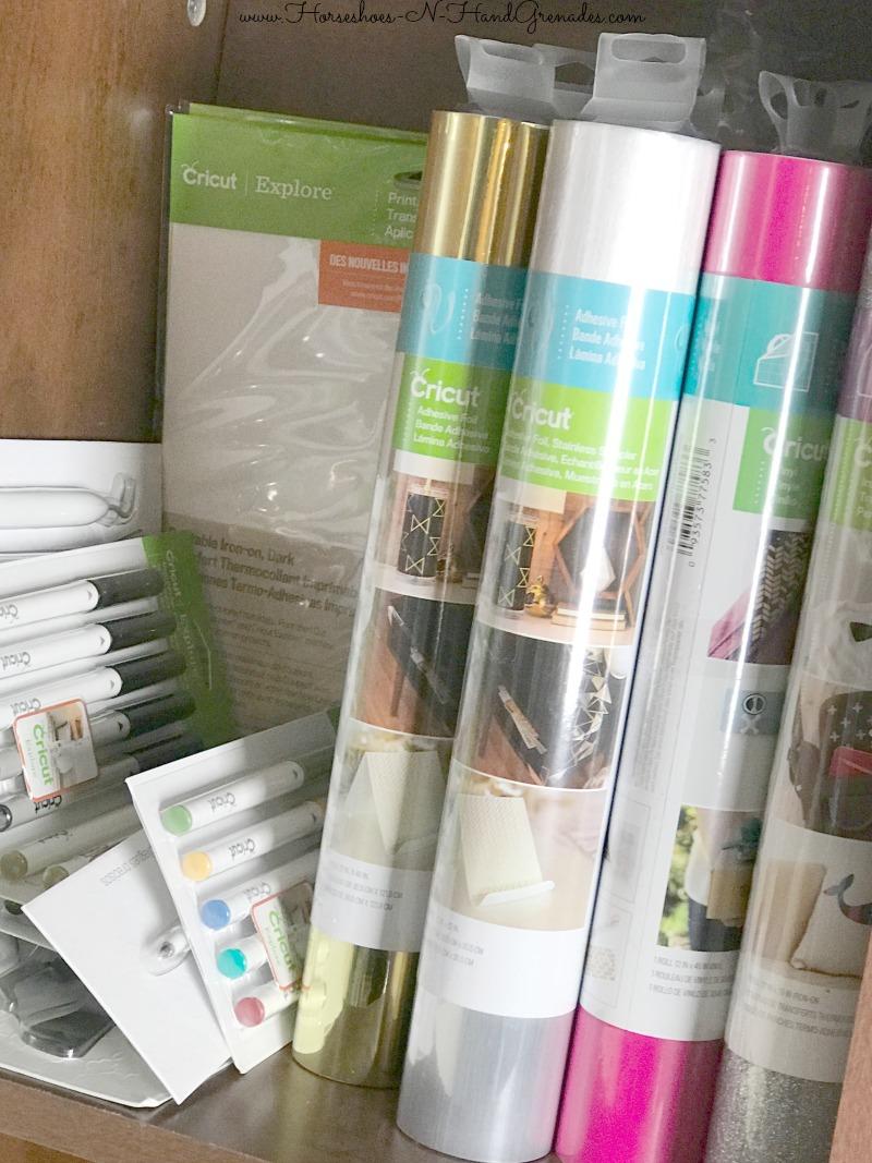 Cricut Craft Supplies