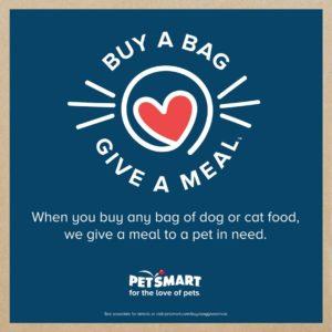 Help PetSmart Give Back – The Pets Need You! #ForTheLoveOfPets